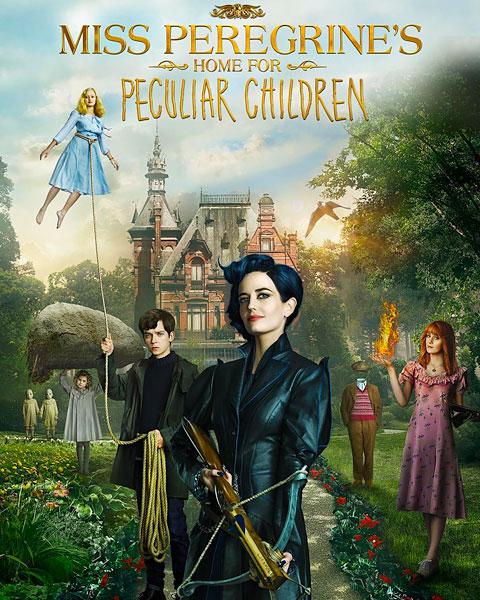 Miss Peregrine's Home For Peculiar Children (HD) Vudu / Movies Anywhere Redeem