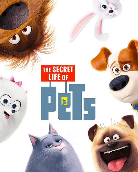 The Secret Life Of Pets (HD) Vudu / Movies Anywhere Redeem