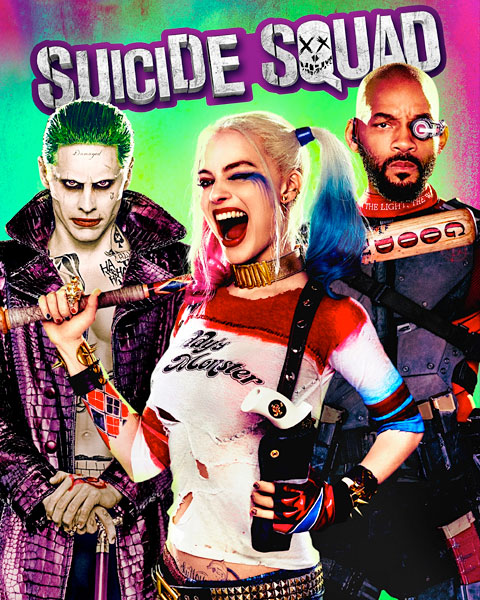 Suicide Squad (4K) Vudu / Movies Anywhere Redeem