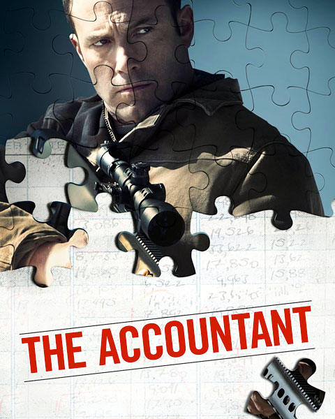 The Accountant (4K) Vudu / Movies Anywhere Redeem