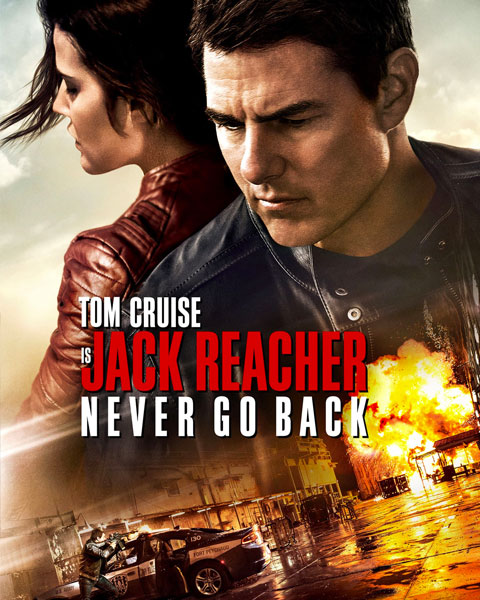 Jack Reacher: Never Go Back (4K) Vudu Redeem