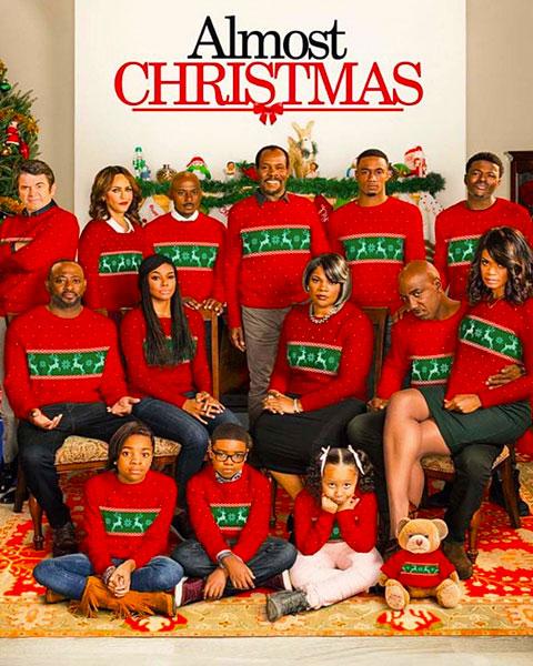 Almost Christmas (HD) Vudu / Movies Anywhere Redeem