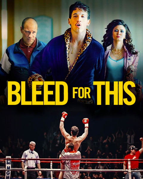Bleed For This (HD) ITunes Redeem (Ports To MA)