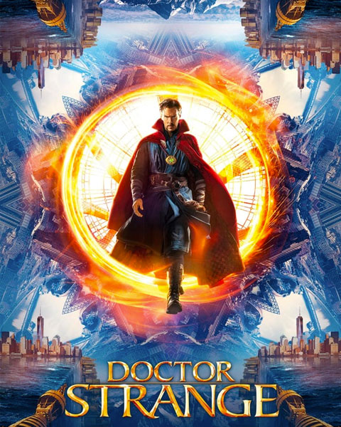 Doctor Strange (HD) Google Play Redeem (Ports To MA)
