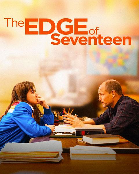 The Edge Of Seventeen (HD) Vudu / Movies Anywhere Redeem