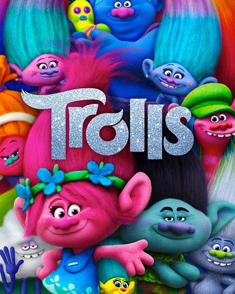 Trolls (HD) Vudu / Movies Anywhere Redeem