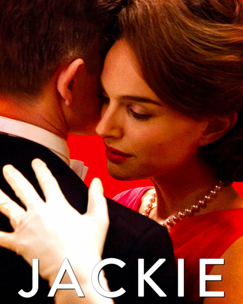 Jackie (HD) Vudu / Movies Anywhere Redeem