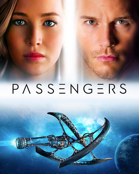 Passengers (HD) Vudu / Movies Anywhere Redeem