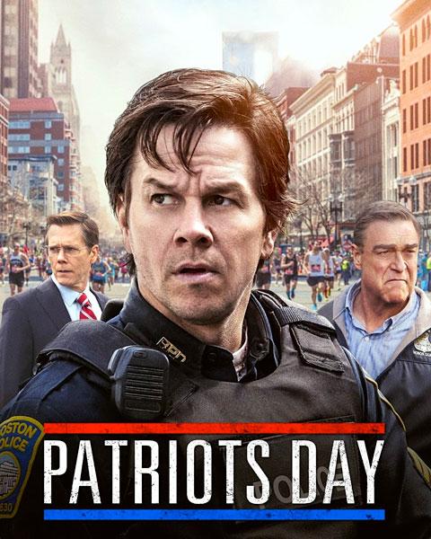 Patriots Day (4K) Vudu Redeem