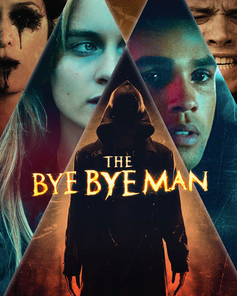 The Bye Bye Man – Unrated (HD) Vudu / Movies Anywhere Redeem