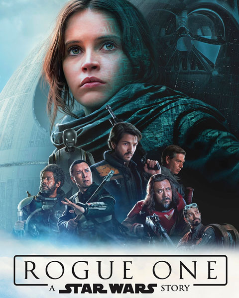Rogue One: A Star Wars Story (HD) Google Play Redeem (Ports To MA)