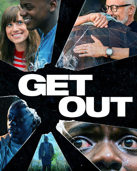 Get Out (HD) Vudu / Movies Anywhere Redeem