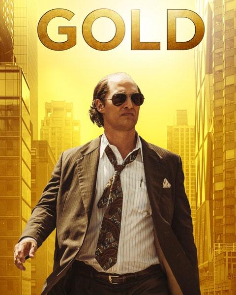 Gold (HDX) Vudu Redeem