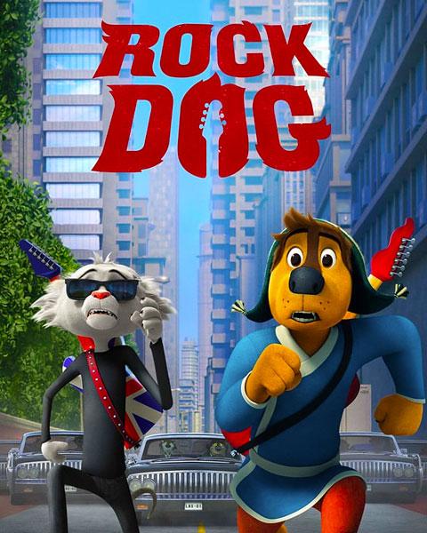 Rock Dog (HDX) Vudu Redeem