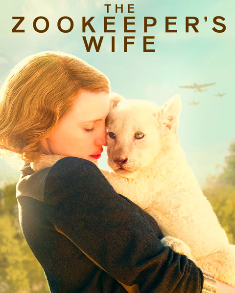 The Zookeeper's Wife (HD) ITunes Redeem (Ports To MA)