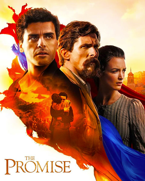 The Promise (HD) ITunes Redeem (Ports To MA)