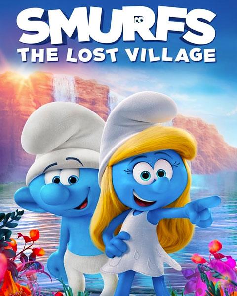Smurfs: The Lost Village (4K) Vudu / Movies Anywhere Redeem