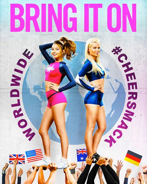 Bring It On: Worldwide #Cheersmack (HD) Vudu / Movies Anywhere Redeem