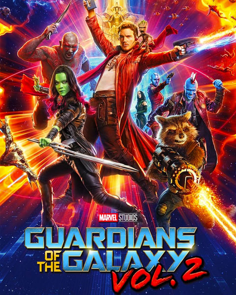 Guardians Of The Galaxy Vol. 2 (HD) Google Play Redeem (Ports To MA)