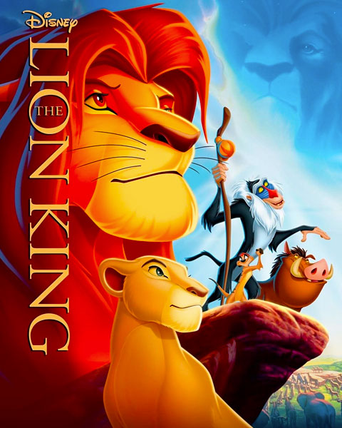 The Lion King – 1994 (HD) Google Play Redeem (Ports To MA)