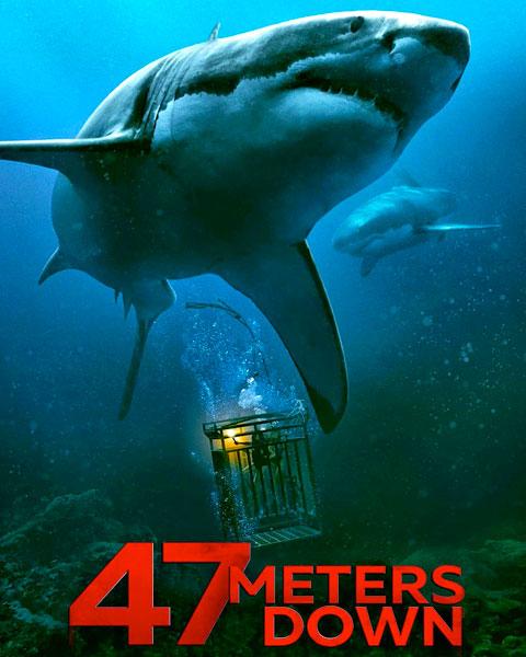 47 Meters Down (HD) Vudu Redeem