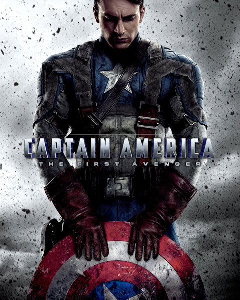Captain America: The First Avenger (HD) Google Play Redeem (Ports To MA)
