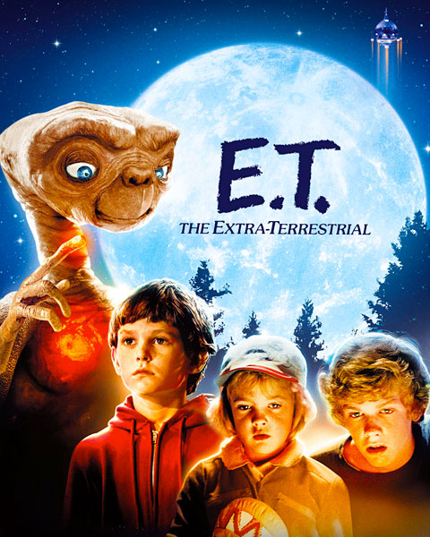 E.T. (4K) Vudu / Movies Anywhere Redeem