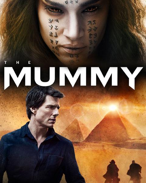 The Mummy – 2017 (HD) Vudu / Movies Anywhere Redeem