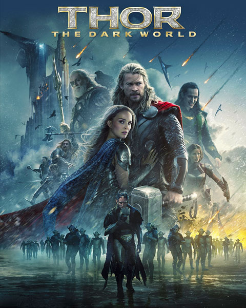 Thor: The Dark World (HD) Google Play Redeem (Ports To MA)