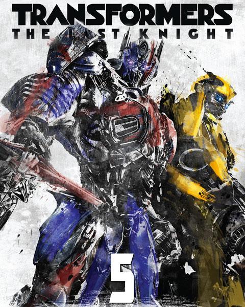 Transformers: The Last Knight (4K) ITunes Redeem