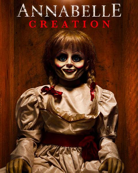 Annabelle: Creation (4K) Movies Anywhere Redeem