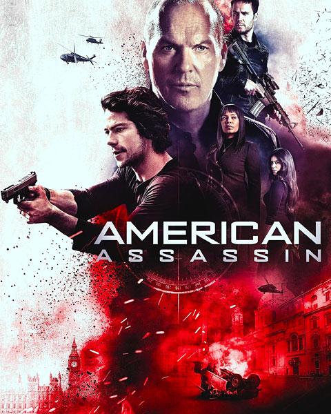 American Assassin (4K) Vudu Redeem