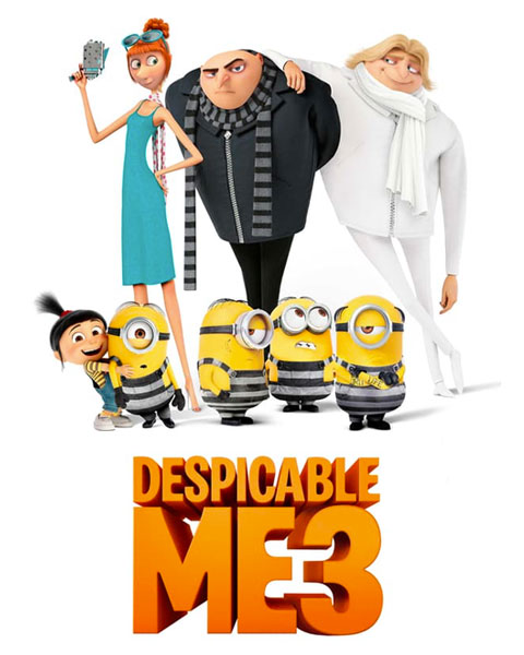 Despicable Me 3 (4K) ITunes Redeem (Ports To MA)