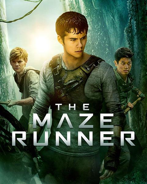 The Maze Runner (HD) Vudu / Movies Anywhere Redeem