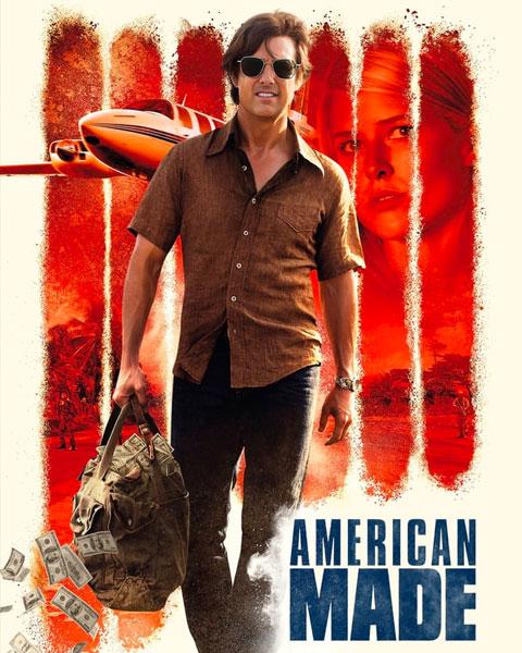 American Made (HD) Vudu / Movies Anywhere Redeem