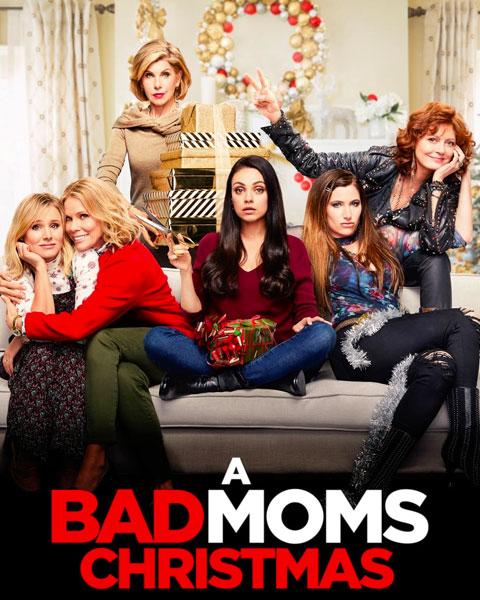 A Bad Moms Christmas (4K) ITunes Redeem