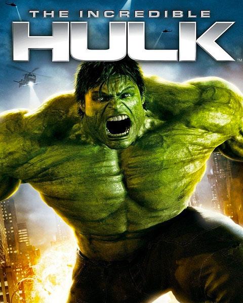 The Incredible Hulk (4K) Movies Anywhere Redeem