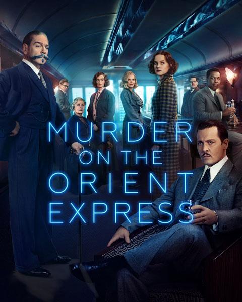 Murder On The Orient Express (HD) Vudu / Movies Anywhere Redeem