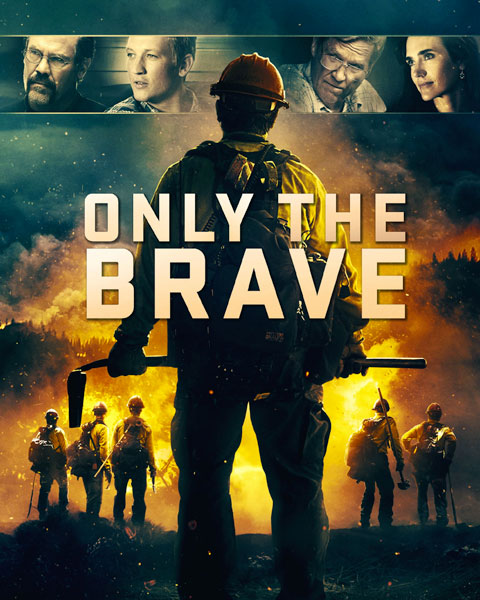 Only The Brave (SD) Vudu / Movies Anywhere Redeem