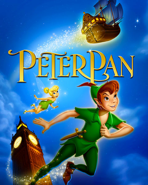 Peter Pan (HD) ITunes Redeem (Ports To MA)