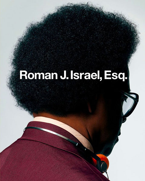 Roman J. Israel, Esq. (SD) Vudu / Movies Anywhere Redeem
