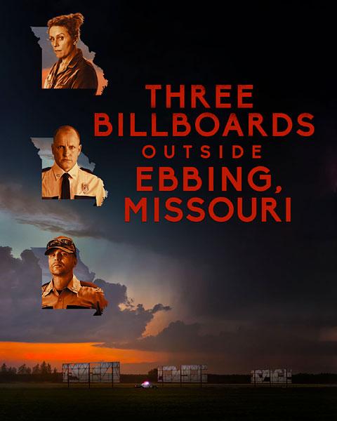 Three Billboards Outside Ebbing, Missouri (HD) Vudu / Movies Anywhere Redeem