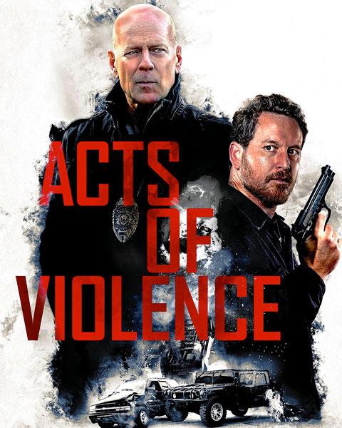 Acts Of Violence (HDX) Vudu Redeem