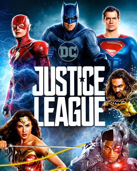 Justice League (HD) Vudu / Movies Anywhere Redeem