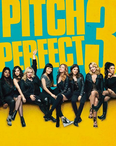 Pitch Perfect 3 (HD) Vudu / Movies Anywhere Redeem