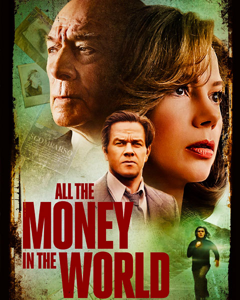 All The Money In The World (HD) Vudu / Movies Anywhere Redeem