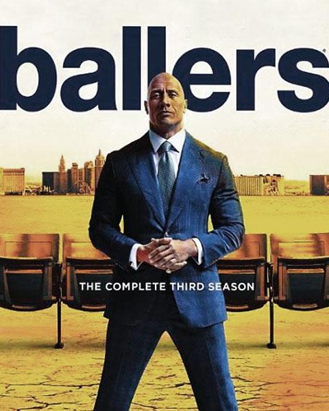 Ballers: Season 3 (HD) Google Play Redeem
