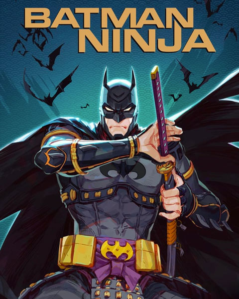 Batman Ninja (HD) Vudu / Movies Anywhere Redeem