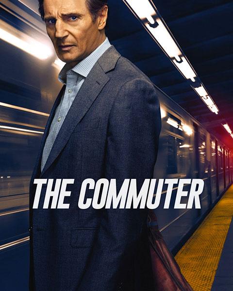 The Commuter (HDX) Vudu Redeem