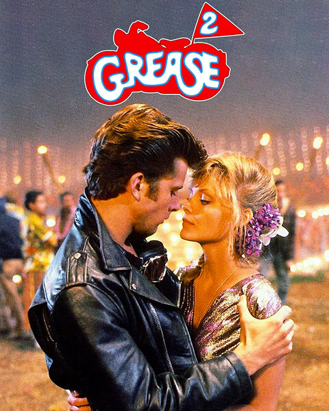 Grease 2 (HD) ITunes Redeem